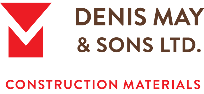 Denis May & Sons Construction Materials logo