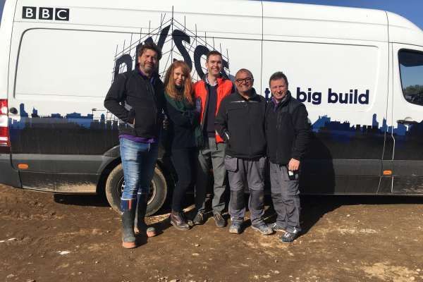 DIY SOS in Cornwall